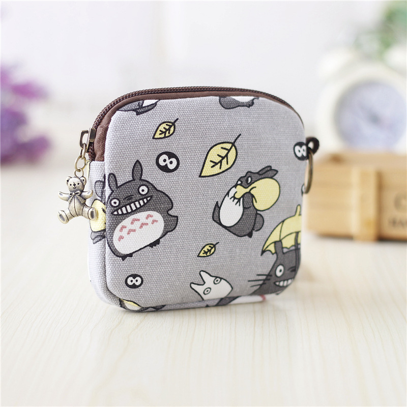 Playing Poker Cute Buckle Coin Purses Buckle Buckle Change Purse Wallets