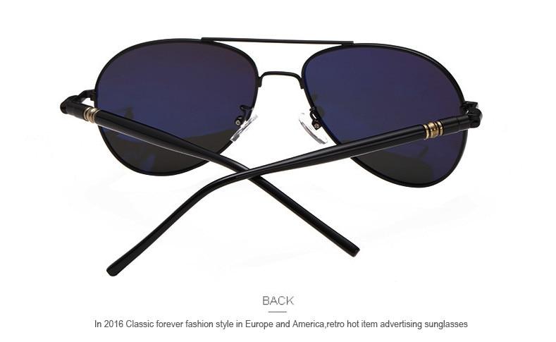 Hot! With 6 Accessories Kingseven Brand Designer Aviator Polarized Sunglasses Men Driving Sport Sun Glasses Women Oculos 6