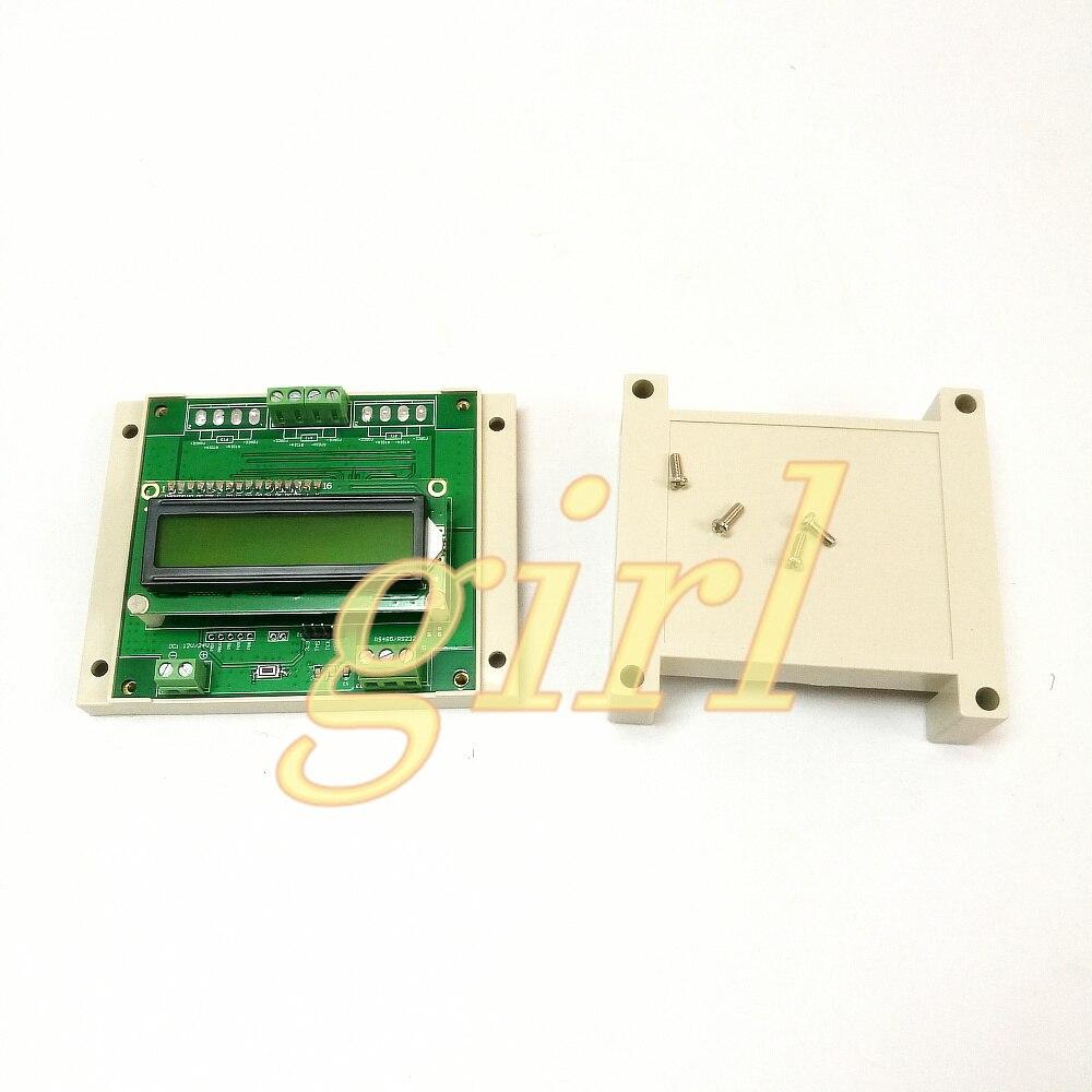 MAX31865 RTD Platinum Resistance Temperature Acquisition Module RTD PT100 PT1000 RS485 Development Board