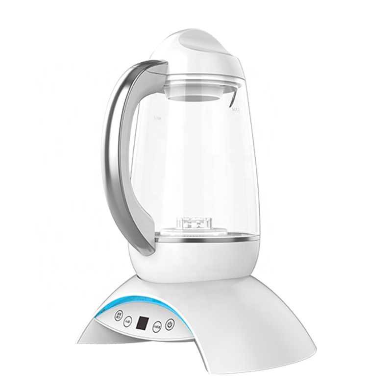 SPE PEM home use active h2 water generator commercial hydrogen water kettle 2.5LSPE PEM home use active h2 water generator commercial hydrogen water kettle 2.5L