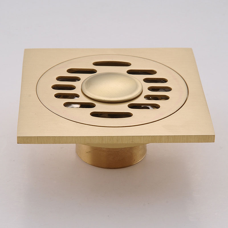 Whosale Or Retail Brass Deodorant Floor Drain Filter For