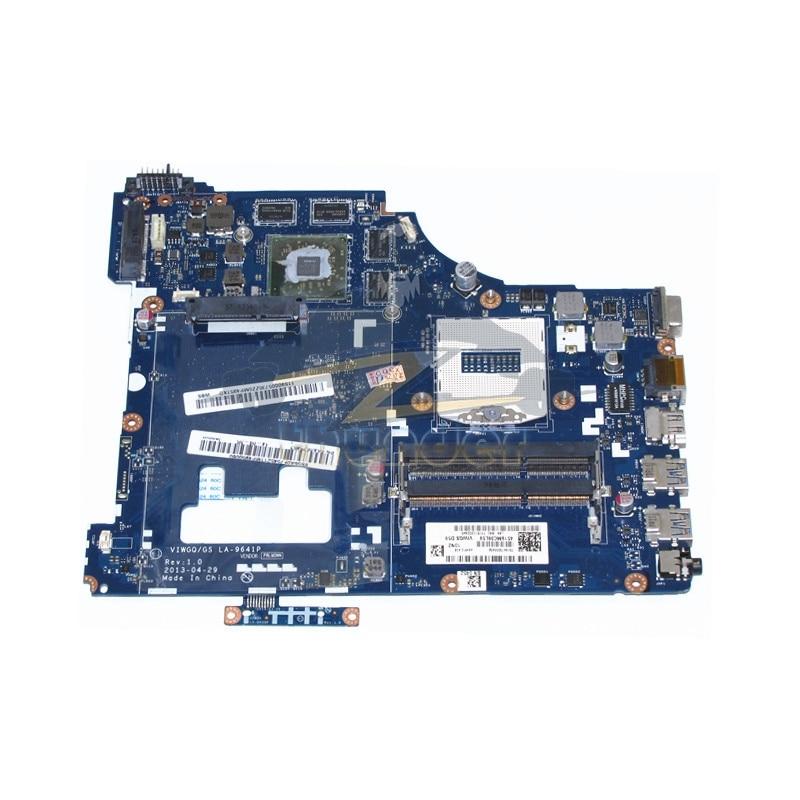 VIWGQ GS LA-9641P 11S90005735 for lenovo ideapad G510 laptop motherboard Radeon R7 M265 DDR3 все цены