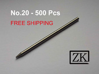 Beading Tools No.20 500pcs