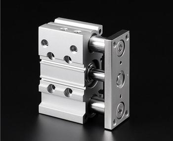 Bor größe 16mm * 25mm Hub MGPM Serie Führungsstange Thin Typ Zylinder