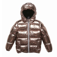 Boys Winter Down Jacket Girls Down Coat Children Parkas Kids Hooded Snow Suit Child Outerwear Teenagers Jacket