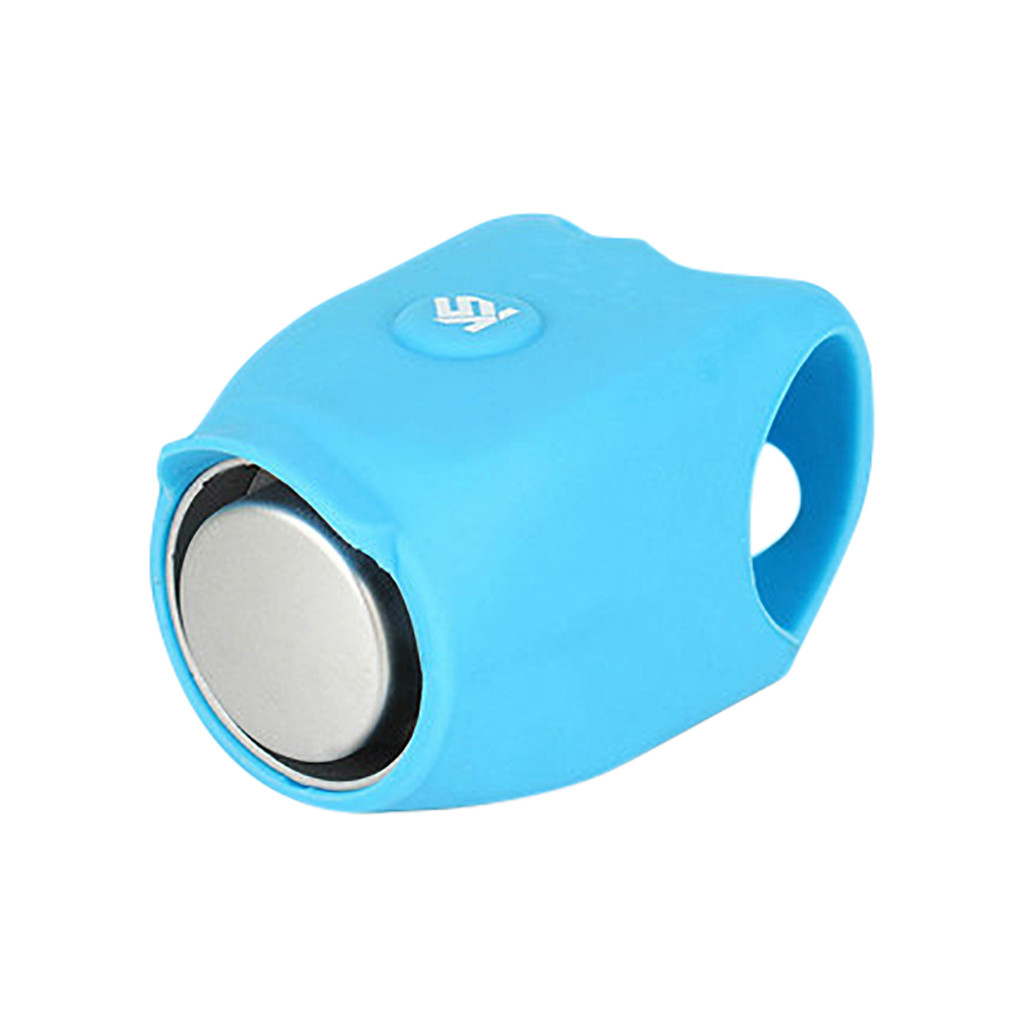 Bicycle electronic horn light and exquisite fashion accessories 120 decibel mountain bike riding equipment Bicycle bell A30610