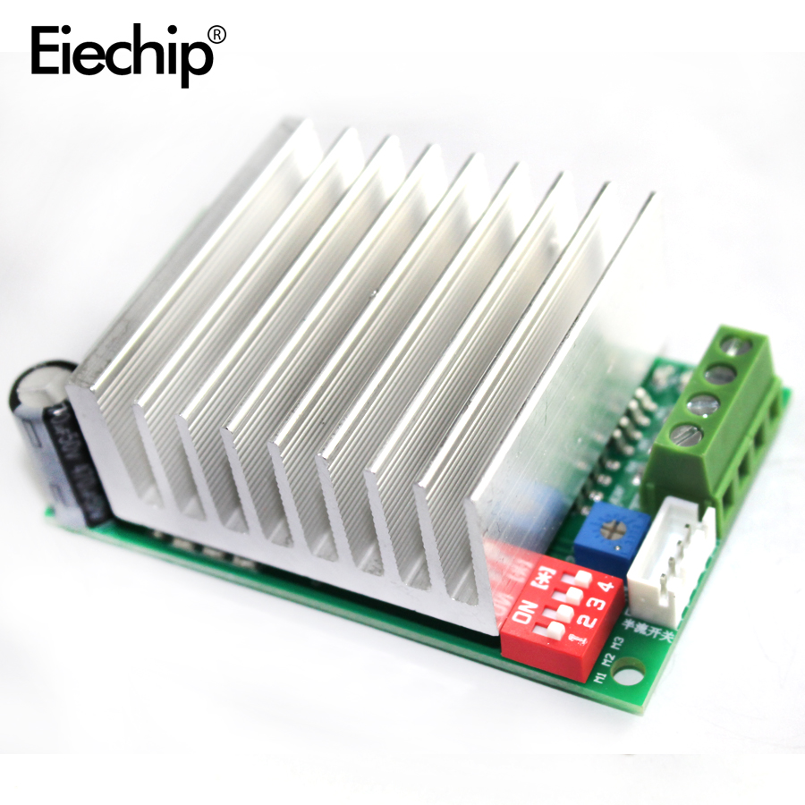 1pcs Smart Electronics New CNC Single Axis TB6600 4.5A Two Phase Hybrid Stepper Motor Driver Controller Board Factory