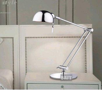 Meja Lampu Meja Modern Lampu Kontemporer Lampu Meja Samping Tempat Tidur Pencahayaan Disesuaikan Lampu Meja Ekstensi Lengan Lampu Meja