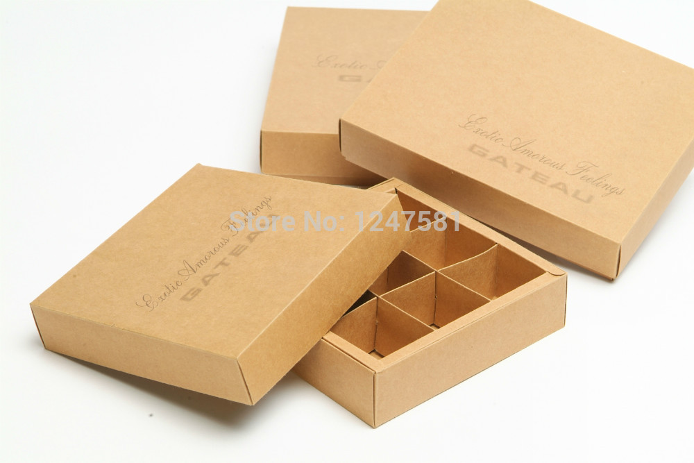 OEM Wholesale Printed Recycled Candy Packaging Box