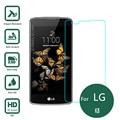 Para lg k8 vidrio templado protector de pantalla 2.5 9 h película protectora de seguridad en k 8 k350 k350n k350e k350ds