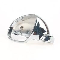 ABS Chrome Left Mirror Cover Casing Cap For 06 10 VW Jetta MK5 Passat B6 Golf5