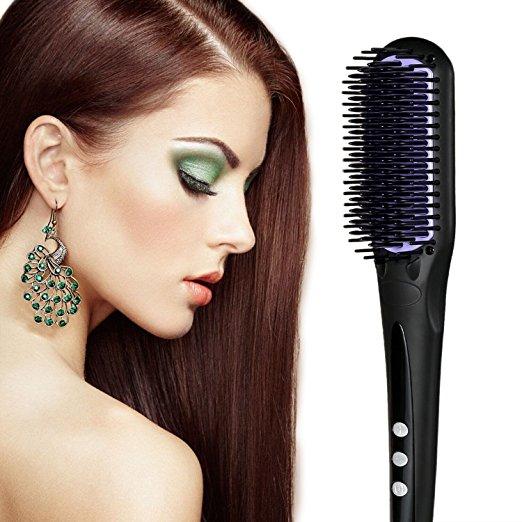 Freeshipping Hairdressing Brush Barber Straightening Hair ...