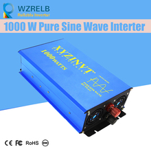 Reliable Auto Modified Sine Wave Voltage Continuous Power 1000wTransformer Solar Inverter Converter