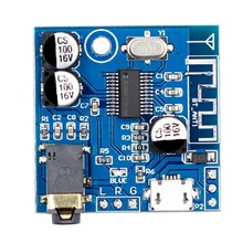 5V Mp3 Bluetooth Decoder Board Lossless Car Speaker Audio Amplifier Board Modified Bluetooth Circuit Stereo Receiver Module(China)