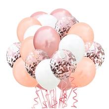 20Pcs Birthday Party Decoration Mix Confetti Latex Balloons Baby Shower Wedding Decor Ballon Supplies