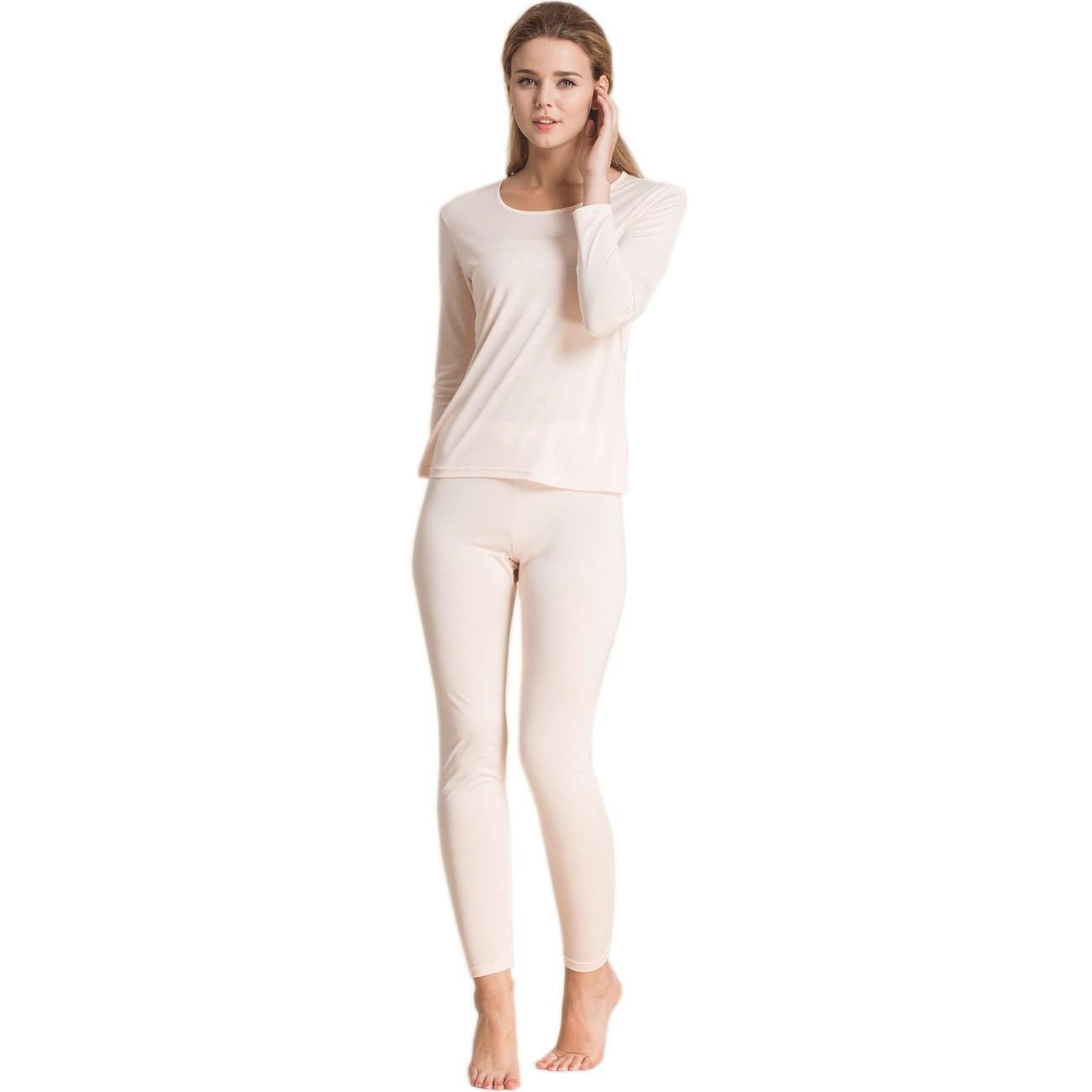 Online Get Cheap Women Silk Long Underwear -Aliexpress.com ...