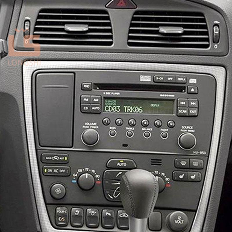 Double Din Car Radio Fascia For 2004 2005 2006 2007 Volvo Xc70 V70 Rhaliexpress: 2004 Volvo C70 Radio At Gmaili.net