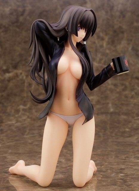17cm SkyTube Muv Luv Alternative Total Eclipse Takamura Yui Sexy Toy PVC Model Cartoon Action Figure 2
