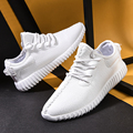 2017 Fashion Brand Men Trainers Shoes New Spring Autumn Men Casual Shoes Mixed Color Lace-up Flat With Canvas Men Walking Shoes