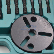R134a R12 Compressor Tool Clutch Sucker Puller Kit Auto Air Conditioning Repair Tools Quick Auction Puller Set HVAC