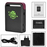 10 шт./лот мини gps/GSM/GPRS Автомобильный трекер транспортных средств TK102B устройство слежения в реальном времени человек устройство слежения с р