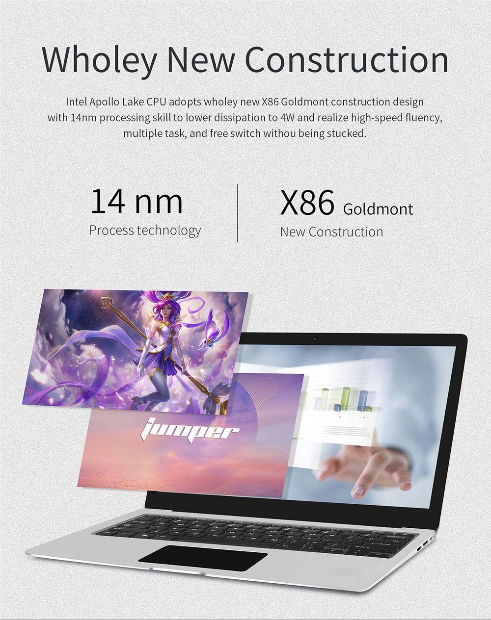 JUMPER EZBOOK 3 SE NOTEBOOK LAPTOP INTEL APOLLO LAKE N3350 245668 9  NEW Unique Jumper EZbook three SE Pocket book 13.3inch Ultrabook Laptop computer Home windows 10 Apollo Lake N3350 2.4GHz 3GB RAM 64GB ROM eMMC 3SE HTB19t7faaLN8KJjSZFGq6zjrVXaY