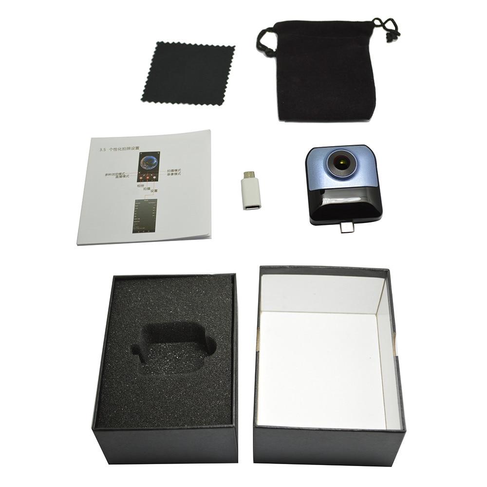 C8 экшн камера с Wi Fi камера HD 720 P дистанционное воспроизведение видео маленькая микро ip камера Обнаружение движения Ночное Видение безопасно... - 6