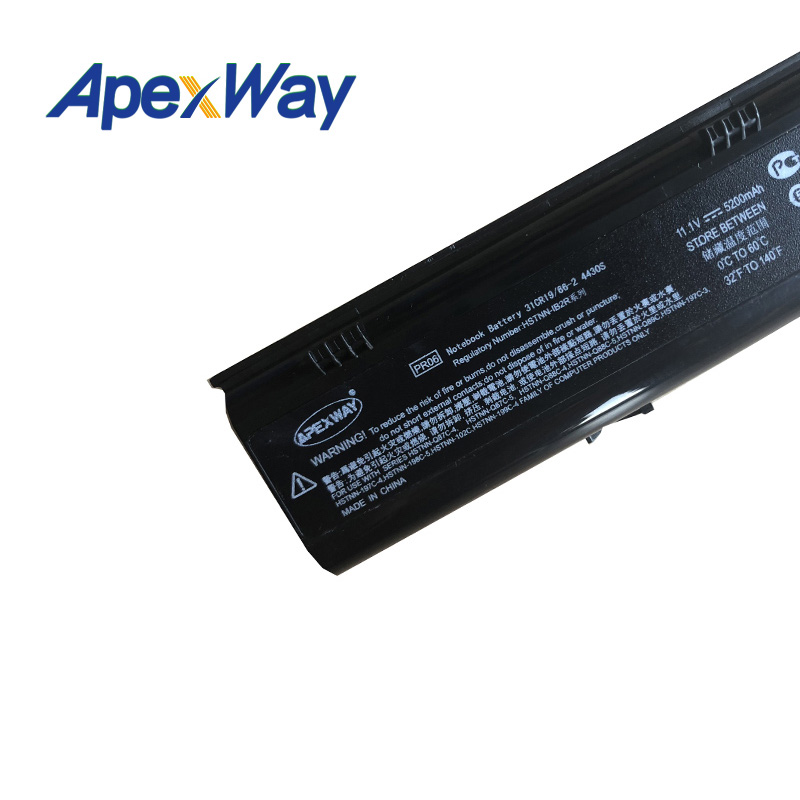Image 4 - 4400mAh battery for HP ProBook 4330s 4331s 4430s 4431s 4435s 4436s 4530s 4535s PR06 633733 151 633733 1A1 633733 321 633805 001-in Laptop Batteries from Computer & Office on