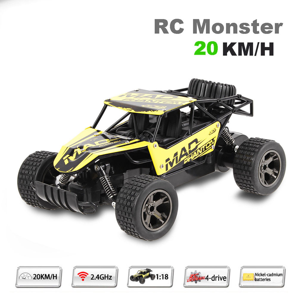 Alta Velocidad del coche de RC de juguete UJ99 coches de Control remoto 1:20 20 KM/H deriva controlado por Radio los coches de carreras de 2,4G 2wd off-road buggy juguetes de los niños
