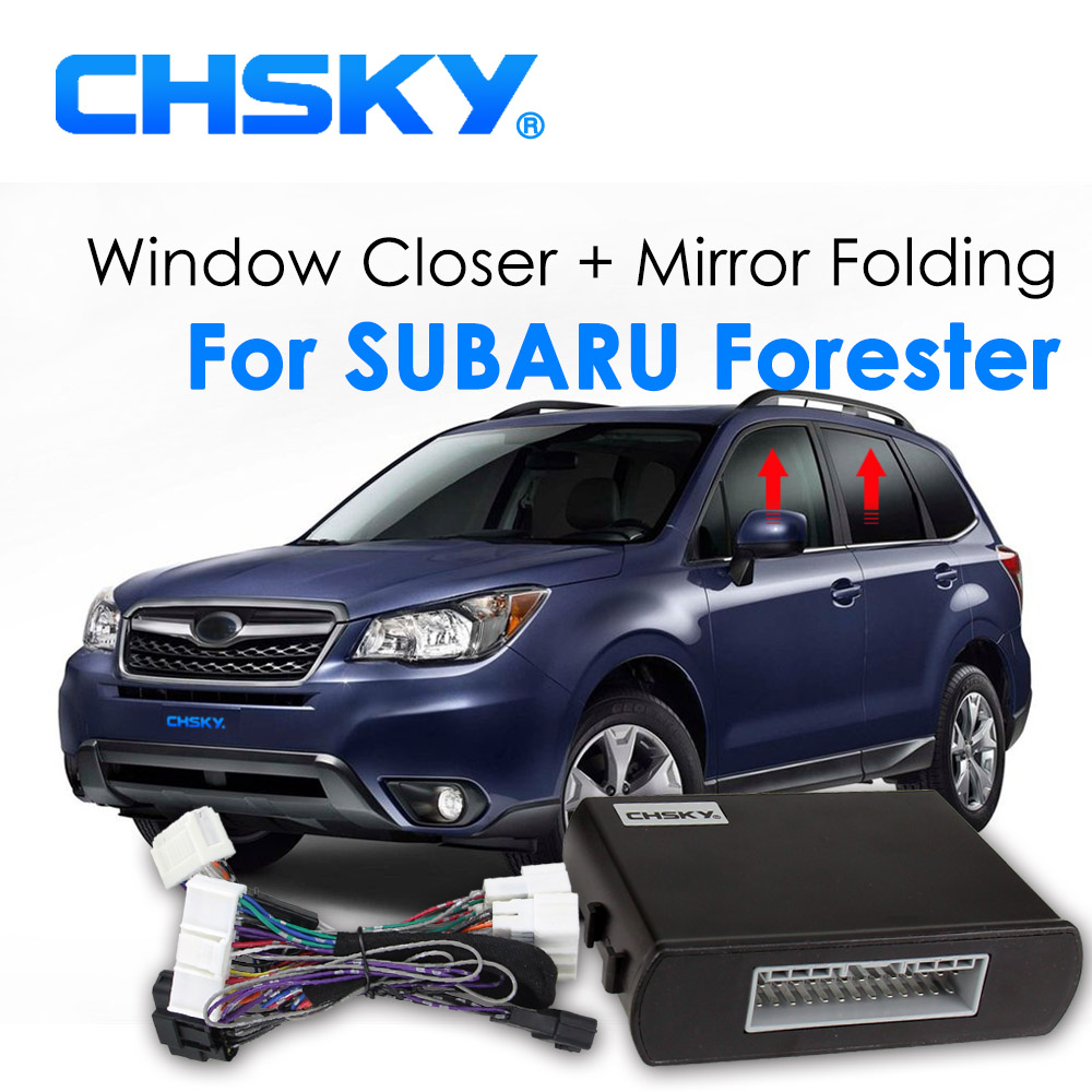 SUBARU FORESTER 2009 Right outside wing mirror for right-hand traffic car