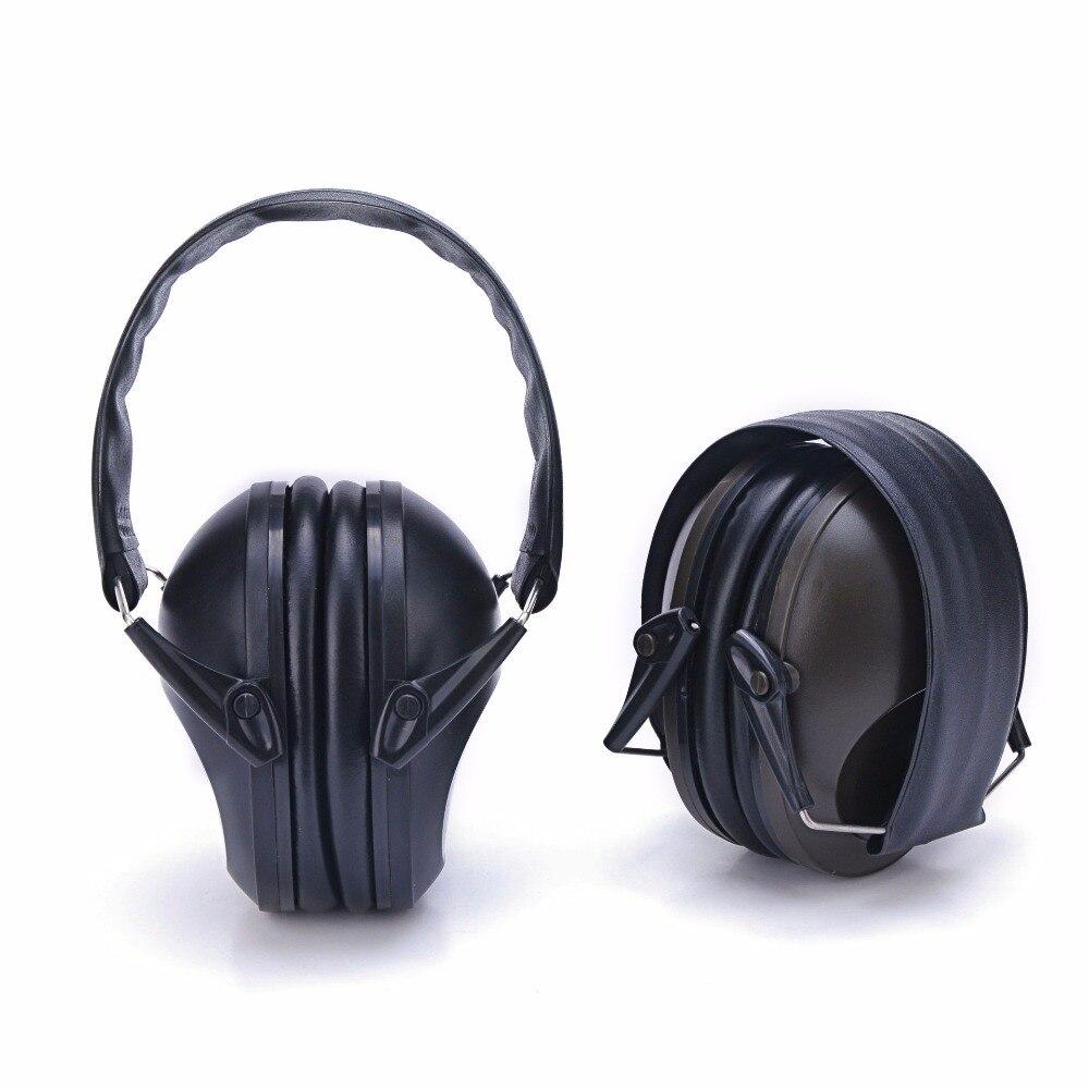 Oreille Protecteurs Anti-bruit Oreilles Tactique Tir Protection Auditive Oreille Protecteurs D'oreille Insonorisées Manchon Pas Électronique