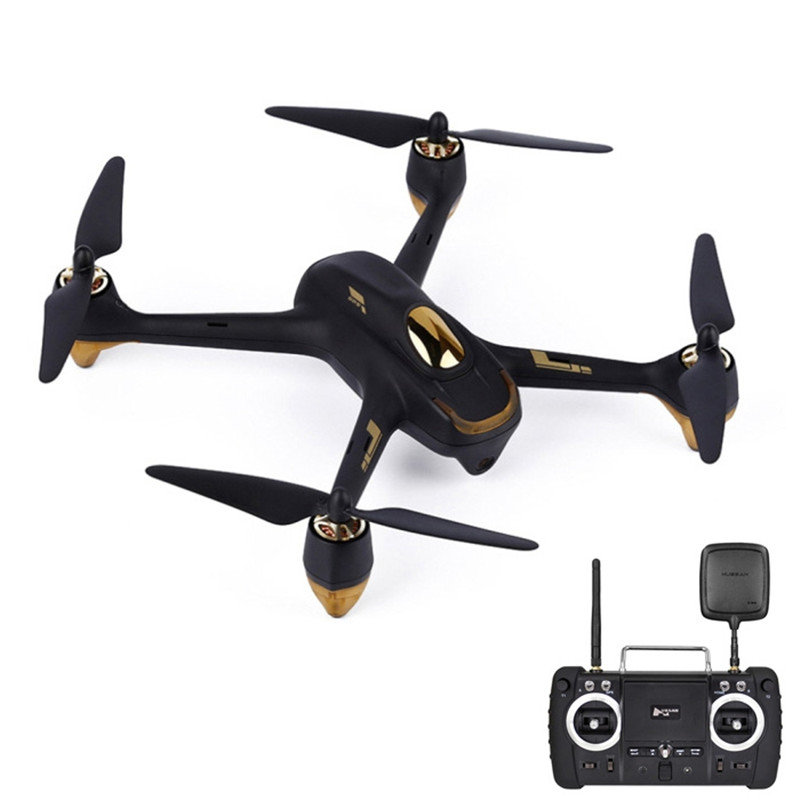 Hubsan H501S X4 RC Drone Dron 5.8G FPV 10CH Brushless Helicopter with 1080P HD Camera Built in GPS RC Quadcopter Follow Me Mode