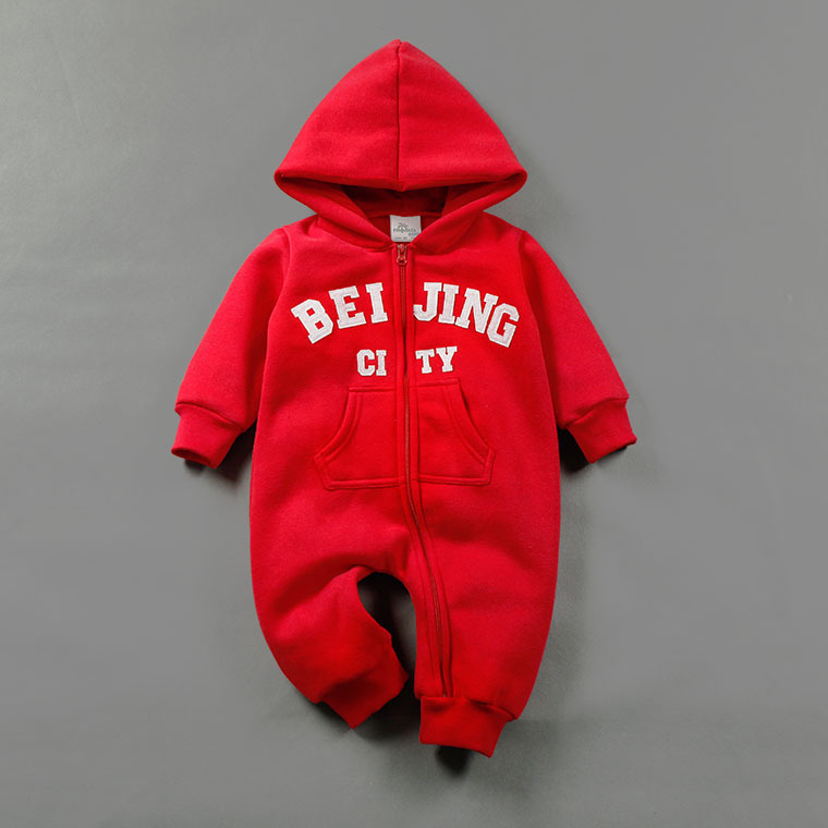 Chinese Style Newborn Boys Girls Autumn Spring Rompers Cotton Clothes Baby Jumpsuit Newborn Baby Romper Baby Outdoor Clothes baby hoodies newborn rompers boys clothes for autumn hooded romper cotton jumpsuit child kids costumes girls clothing