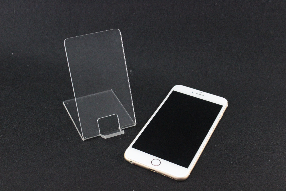 acrylic mobile cell phone holder display rack desktop digital store acrylic display rack furniture accessories