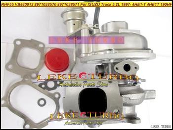 무료 배송 RHF55 VIBA 8971038570 8971038571 VA440012 VB440012 ISUZU 트럭 1997-4HE1-T 4HE1T 5.2L 190HP