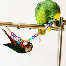 Pet Bird Bites Toy Parrot Chew Toys Swing Cages For Cockatiel Parakeet Conure