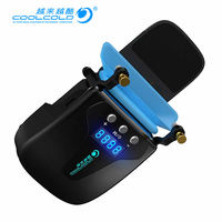 Mini Vacuum USB Laptop Cooler Air Extracting Exhaust Cooling Fan CPU Cooler For Notebook Computer Hardware