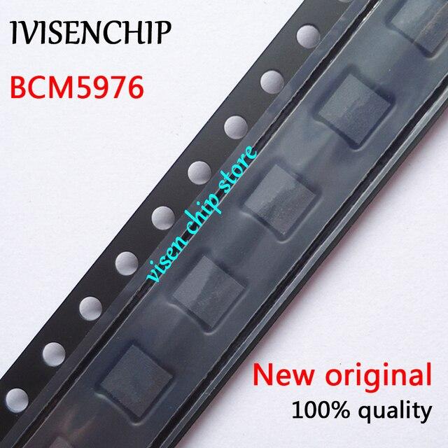 10 adet BCM5976 iPhone 5 için 5C 5S beyaz dokunmatik IC iPhone 6 6G 6 artı U2401 dokunmatik ekran digitizer çip BCM5976C1KUB6G