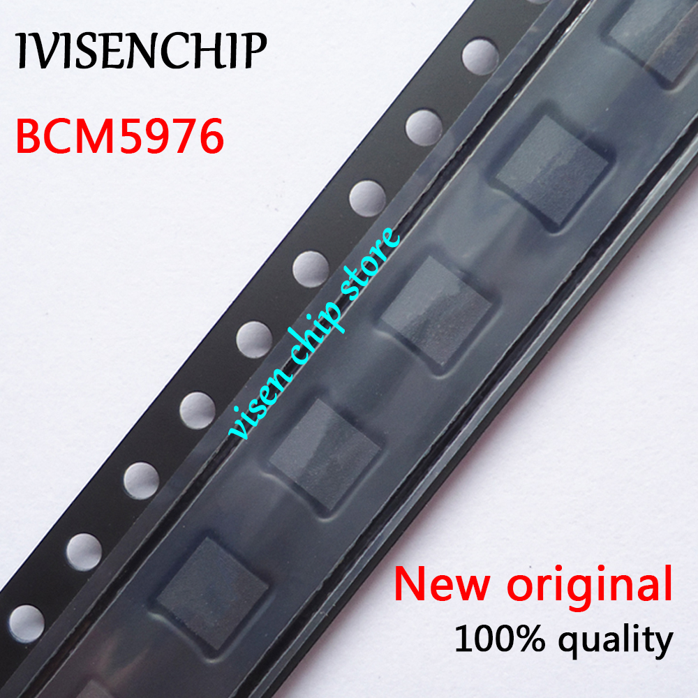 10pcs BCM5976 For iPhone 5 5C 5S White Touch IC For iPhone 6 6G 6plus U2401 Touch screen digitizer chip BCM5976C1KUB6GIntegrated Circuits   -