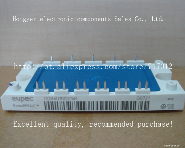 Free Shipping DDB6U100N16R  No New(Old components,Good quality)  SCR Module,Can directly buy or contact the seller