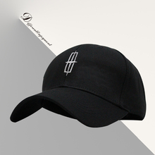 Customized car logo hat cotton washed high-grade fabric Lincoln racing cap Sports baseball cap