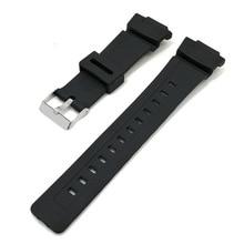 5f7d67501d449 Bracelet en Silicone pour Casio G bande de remplacement de choc bracelet  accessoires de montre GAW-100 GLX GA-200 150 201 300 31.