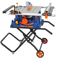 Woodworking table saw multi function clean saw cutting machine saw table miter saw power tools