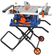 Woodworking table saw multi-function clean cutting machine miter power tools