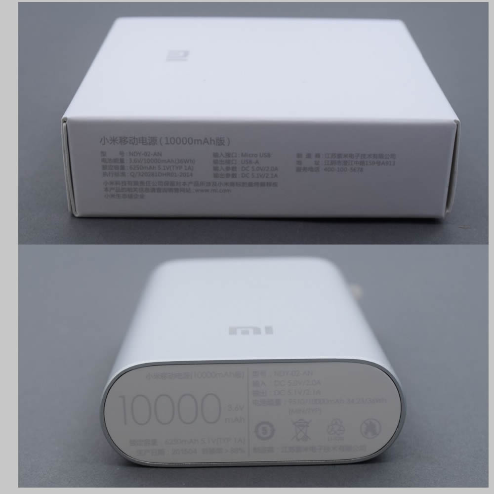 Original Xiaomi Mi Power Bank 10000 Mah Li Ion Polymer Usb Bestseller New Slim Powerbank 10000mah Silver Charger And Silicone Case For Iphone6s In From Cellphones