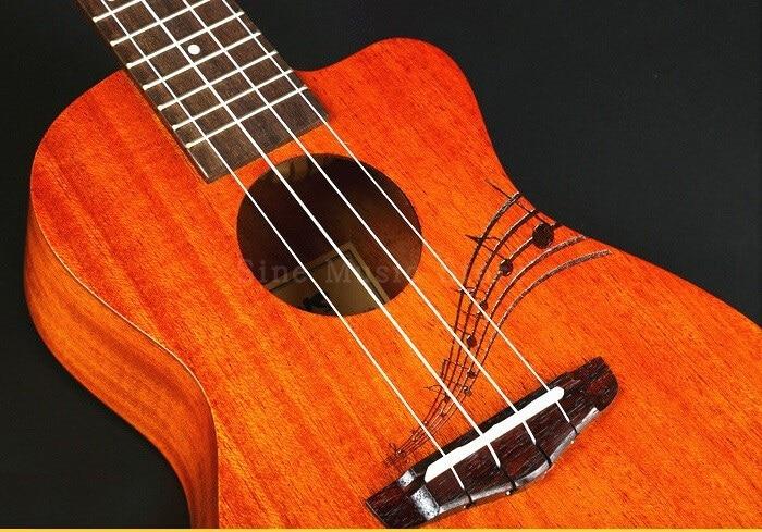 23 inches 4 strings Mini Guitar Concert Rosewood Small Ukulele18 Fret Hawaiian Children Small Guitar Musical Instrument product details oscar schmidt ou5 concert ukulele forum novelties 16 hawaiian guitar musical instrument