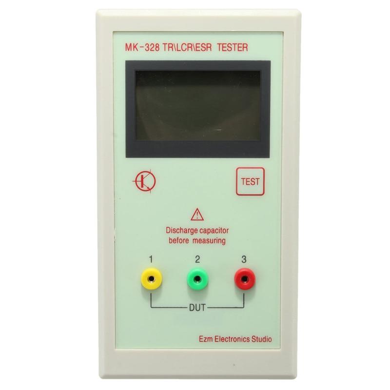MK-328 TR for LCR ESR Tester Transistor Inductance Capacitance Resistance Meter