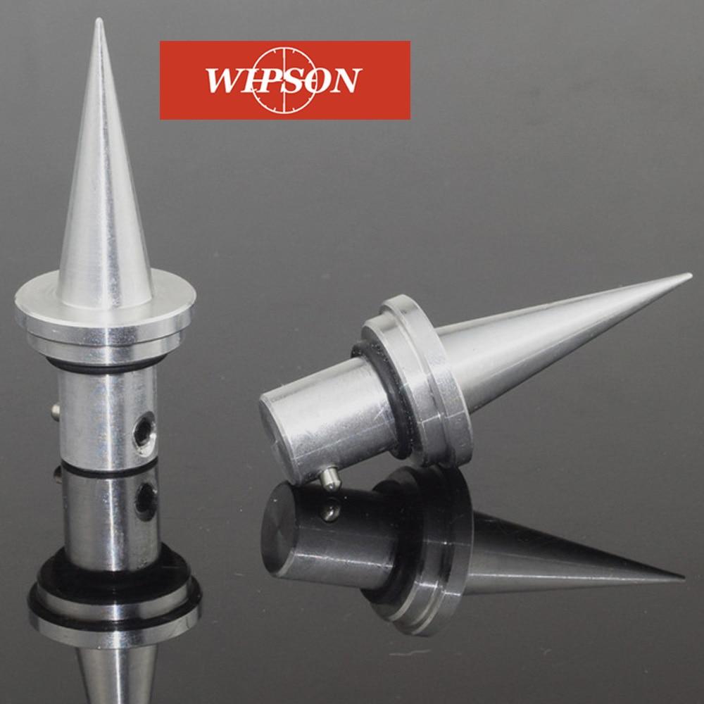 WIPSON V8 Atlas Bipod Quick Change Spike Stabilizer Aluminium Alloy