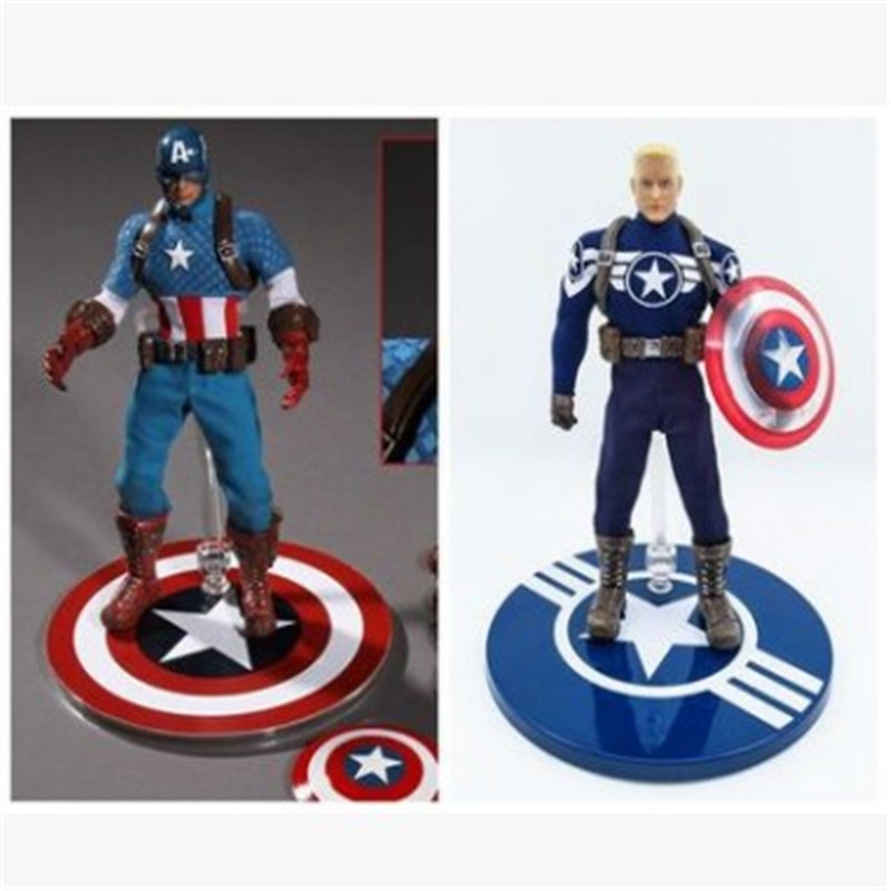 The avengers captain America action One: 12, 6 inches of cloth can be used to handle Christmas presents cd america various artists america a land of refuge 2cd