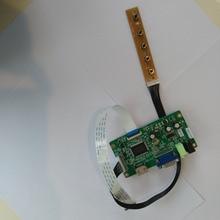 Controller Board VGA EDP LED LCD HDMI display FOR NV140FHM-N41/N43 30pin 1920X1080 panel Screen